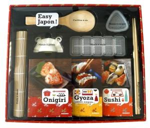 coffret onigiri gyoza sushi laure ki. Black Bedroom Furniture Sets. Home Design Ideas