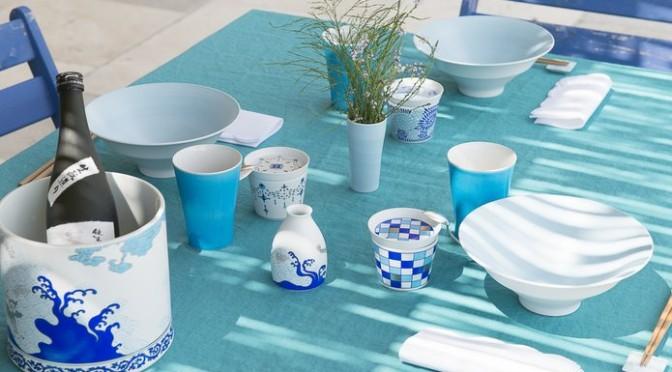 Vaisselle japonaise : Arita Porcelain Lab