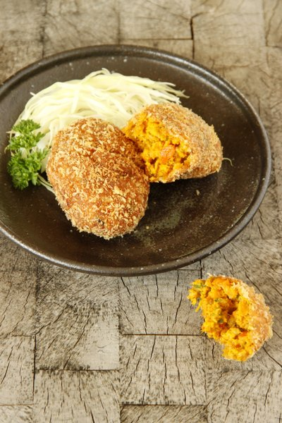 korokke croquettes japonaises