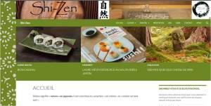 site des cours de cuisine Shi-Zen