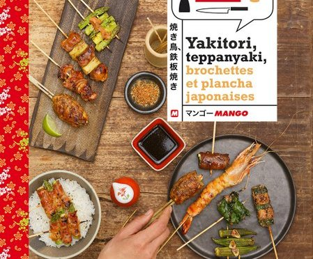 A venir : Yakitori et Teppanyaki
