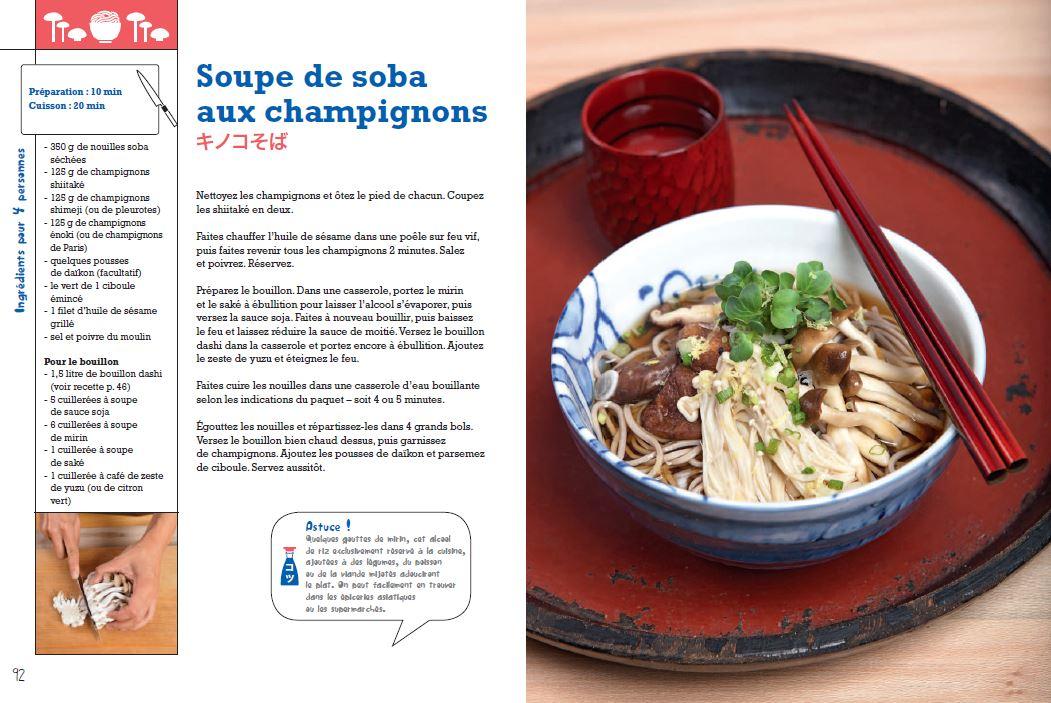 Le grand livre de la cuisine japonaise \u2013