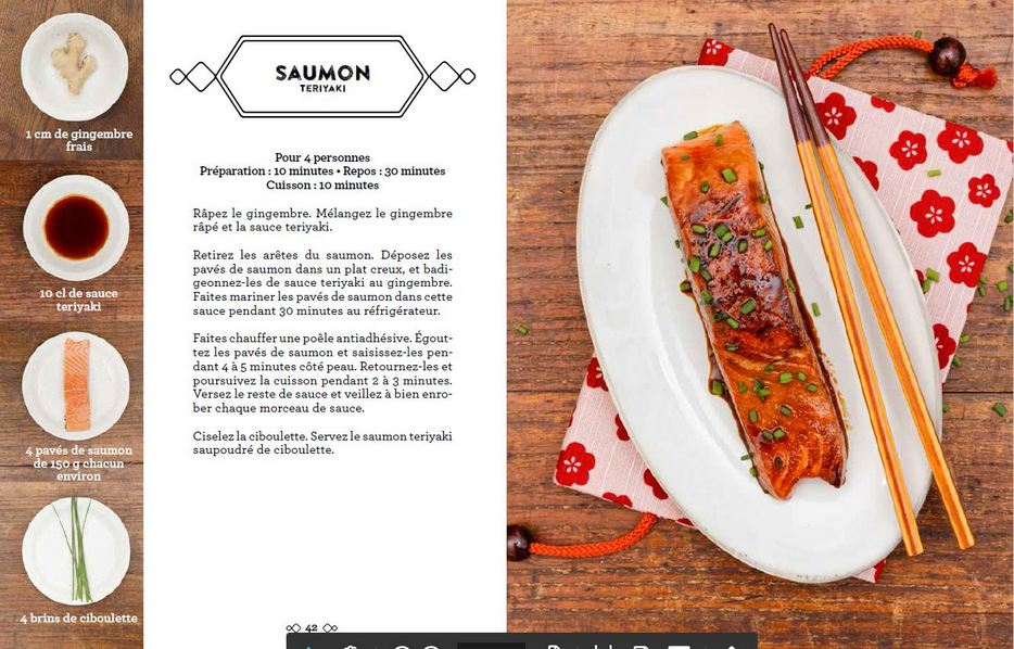 Livre De Cuisine Facile Le Japon En 4 Ingredients Laure Kie