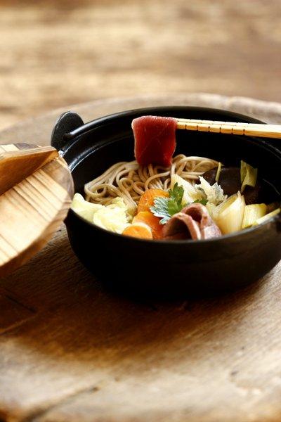 shabu shabu, la fondue japonaise au magret de canard