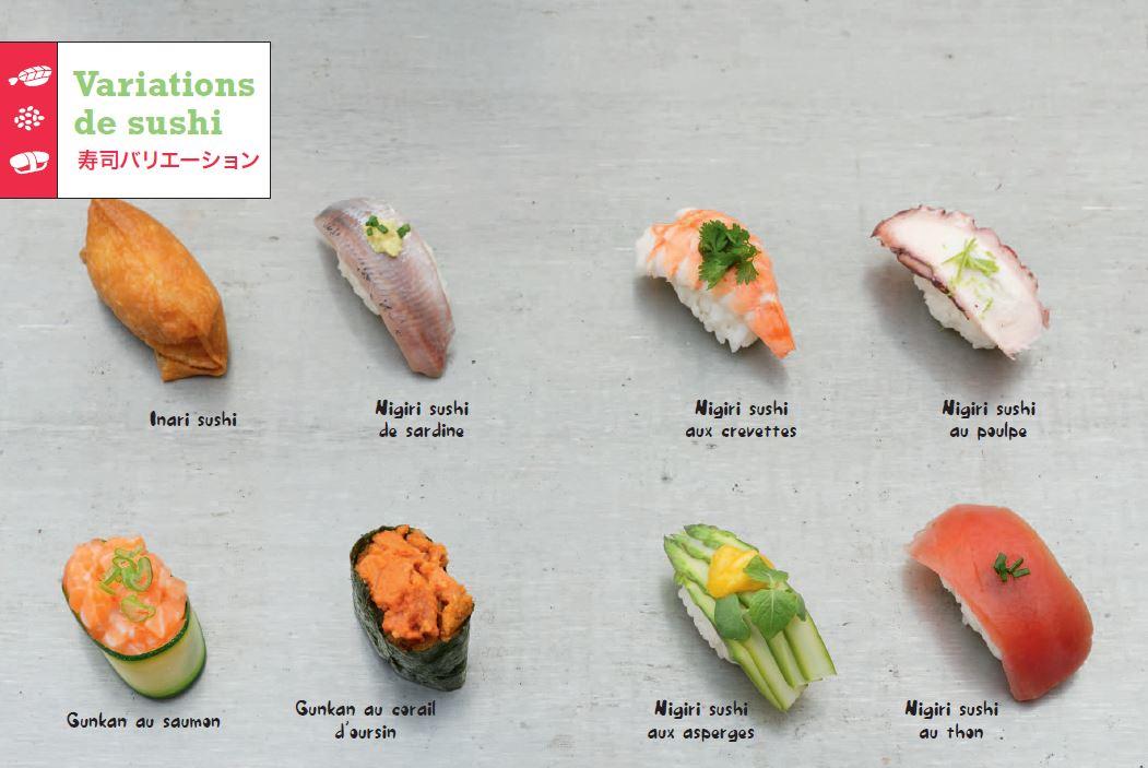 Cuisine Japonaise Le Grand Livre Laure Kie