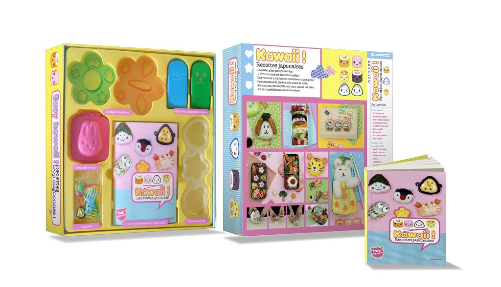 coffret kawaii