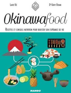 Livre de recettes et conseils du régime d'Okinawa
