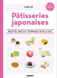 livre de recettes patisseries japonaises