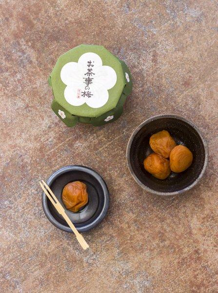 umeboshi, la prune salée et acide