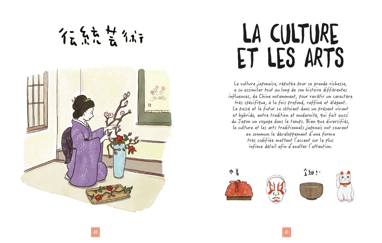 La vie japonaise illustrée - Laure Kié