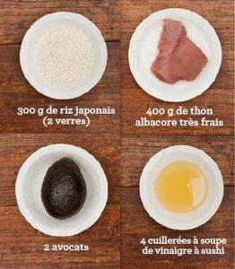 4 ingrédients